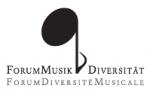 Forum Musik Diversität logo